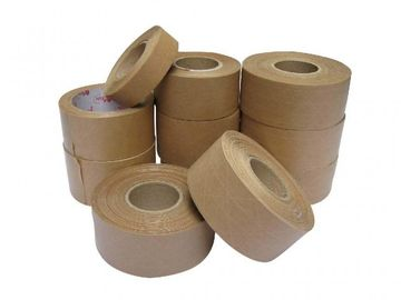 Waterproof Single Side Paper Splicing Tape Crepe For Jointing Bottom Paper